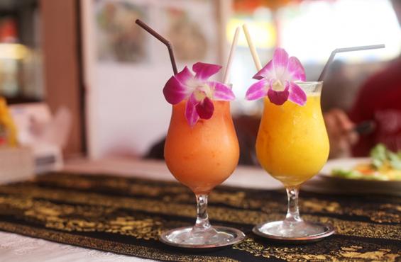 Овошен коктел кој го зајакнува имунитетот и го подобрува расположението