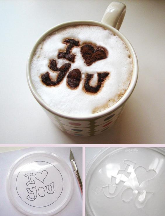 Разбудете го вашиот партнер со персонализирано утринско кафе