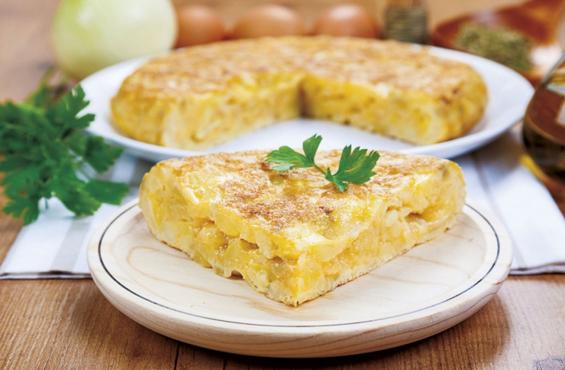 Шпански омлет со компири