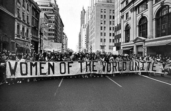 Што се им било забрането на жените во последниве 100 години