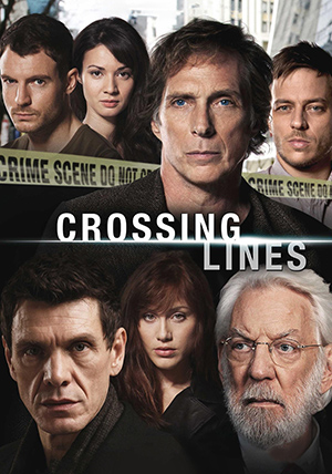 ТВ серија: Поминувајќи граници (Crossing Lines)
