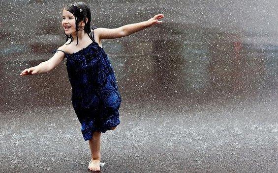 Врне врне дожд, да си најдам грош...
