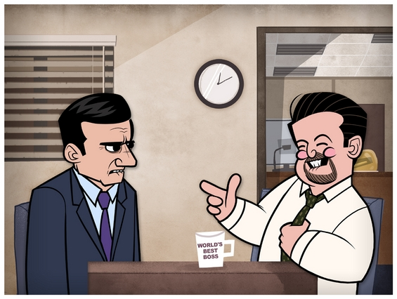 Канцеларијата (The Office)