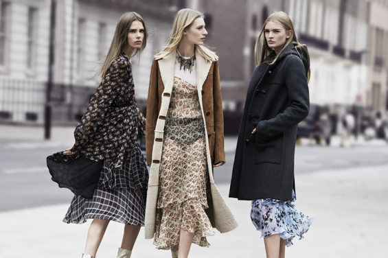 """Какви парчиња подготви """"Zara"""" за оваа есен"""