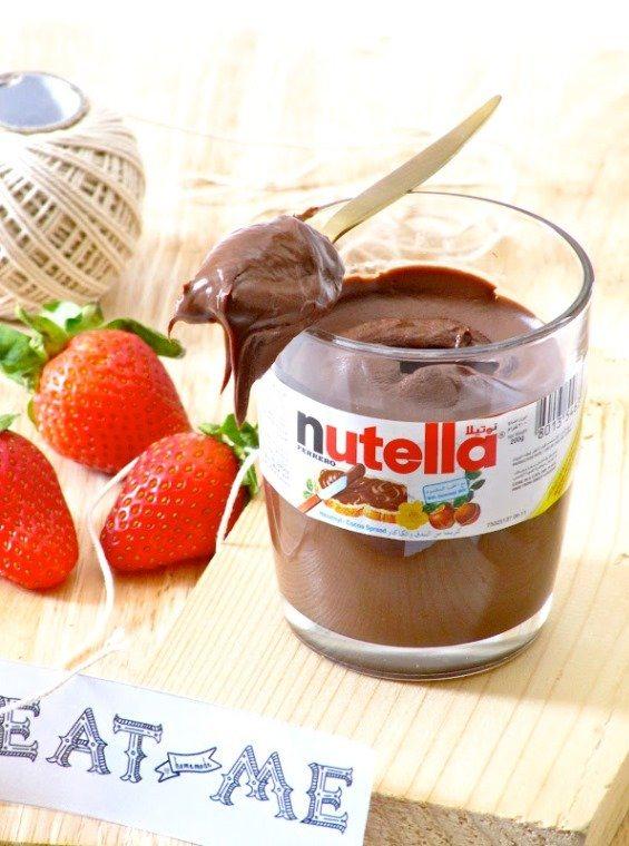 """Нутела лава"" – неодоливо чоколадно задоволство"