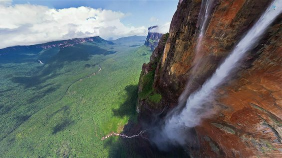 Највисокиот водопад во светот