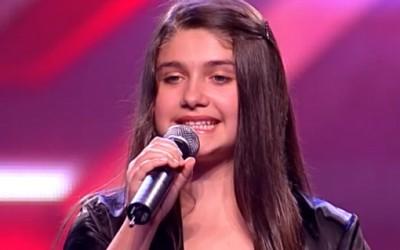 """13 годишно девојче ги воодушеви судиите на """"X Factor Adria"""""""