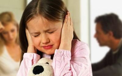 Последици врз децата од конфликтите на родителите