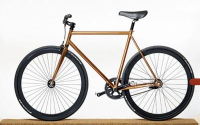 Минималистичка и креативна полица за вашиот велосипед