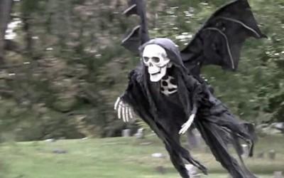Најстрашниот трик за Ноќта на вештерките
