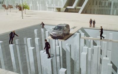 """Одлична реклама на """"Хонда"""" полна со илузии"""