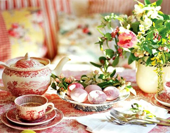 Историјата на чајот низ светот