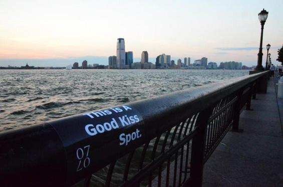 Најдобрите места за бакнување во светот
