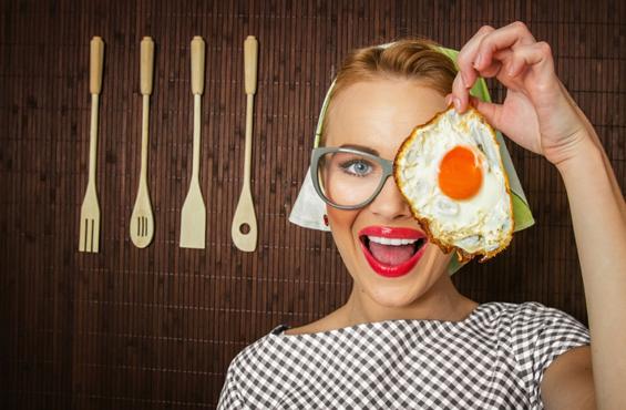 Неколку одлични примени на јајцата освен за јадење и готвење