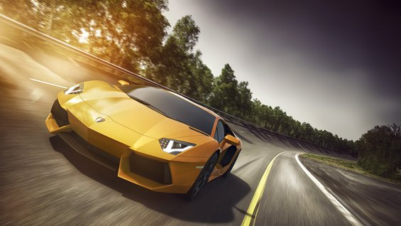 Неверојатни фотографии со автомобили кои ќе ви ја разбудат фантазијата