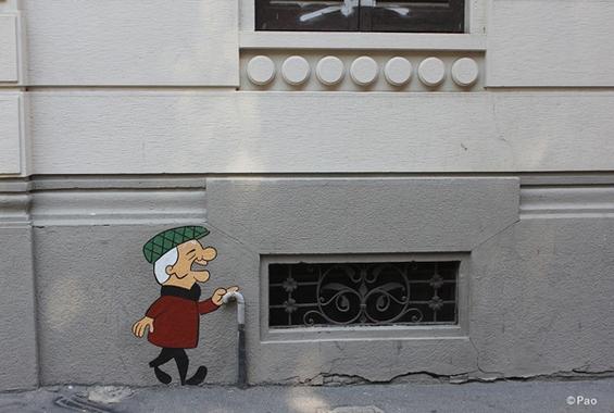 Воодушевувачки улични уметнички дела од 2013 година