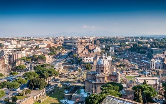 Рим, Италија