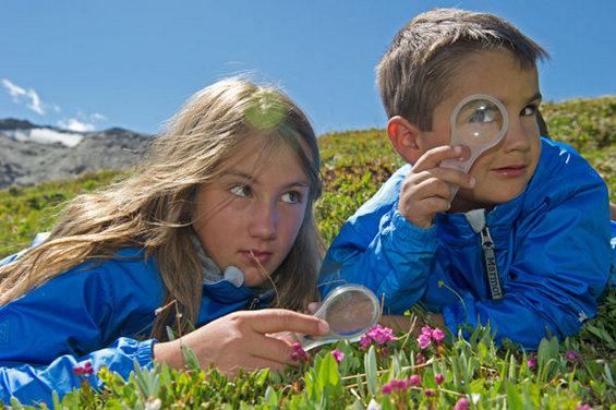 10 причини да одите со семејството во природа