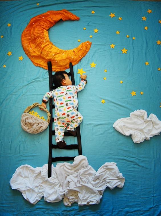 Патувањето на едно бебе во светот на чудата