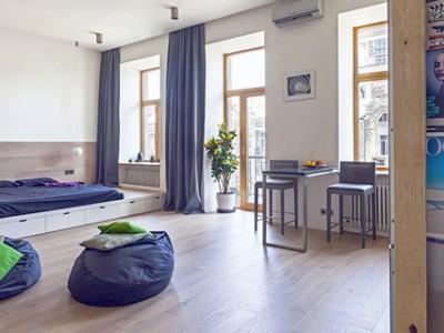 Совршен стан за млад пар во Киев