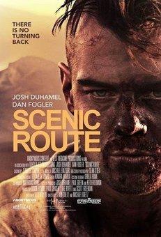 Филм: Живописен пат (Scenic Route)