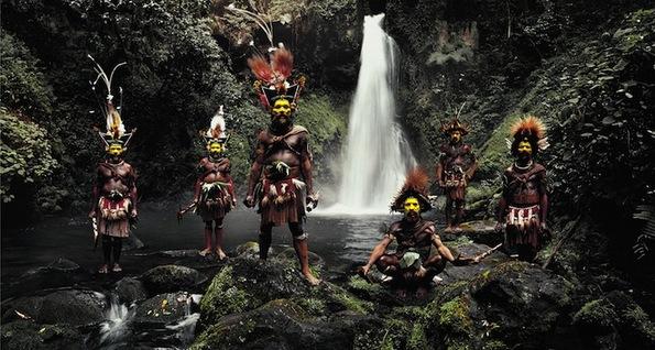 Портрети на култури во изумирање