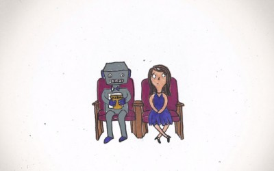 Кратко поучно видео: Еднаш на балет запознав робот