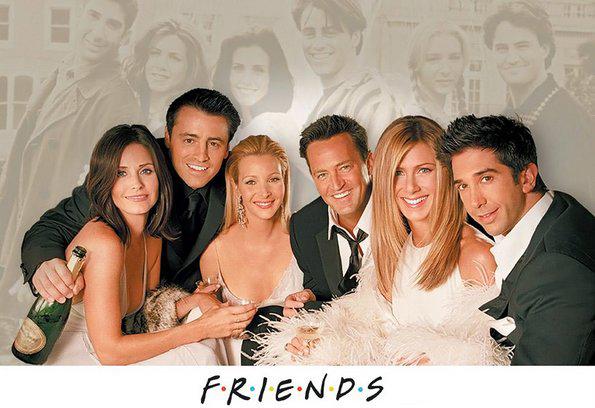 """Лекции за љубовта и пријателството од хит-комедијата """"Пријатели"""""""