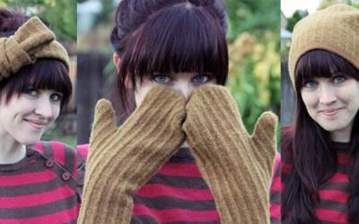 Направете сами: 3 модни зимски додатоци од еден стар џемпер