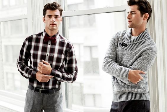 """Машката есенска колекција на """"H&M"""" за 2013 година"""