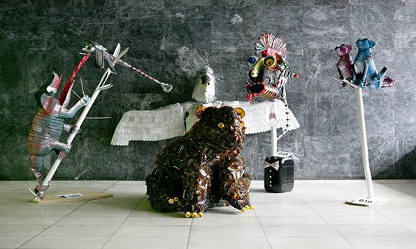 ПАКОМАК распишува конкурс Trash for аrt - за уметничко дело од амбалажен отпад