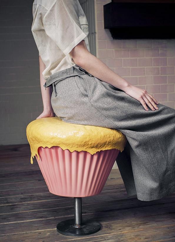 Сладок мебел од кој ќе ви се пријаде нешто благичко