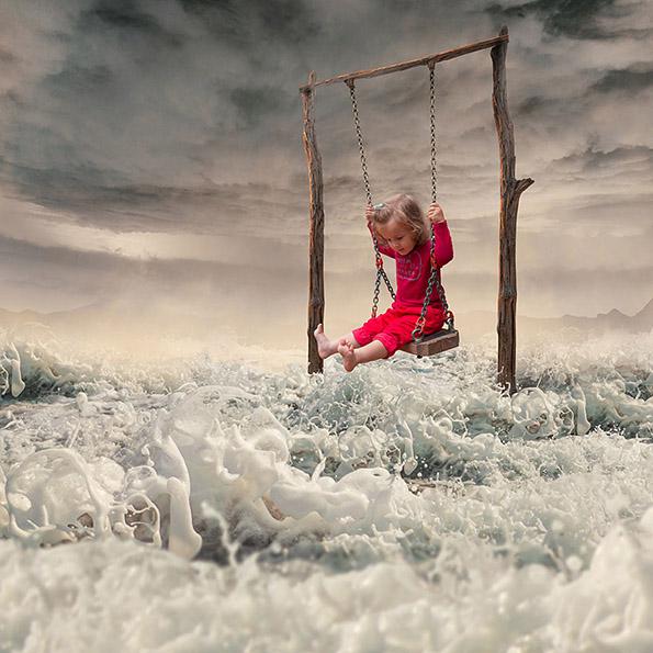 Фотографии од соништата – моќна фотообработка во надреалистичен стил