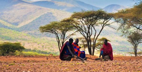 Африкански народни поговорки