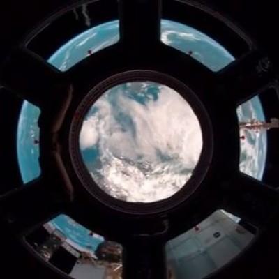 Неверојатна глетка од вселената