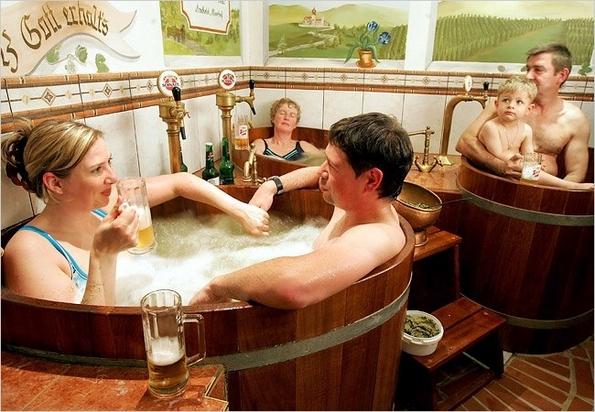 (1) Спа-третман кој е рај за сите љубители на пиво