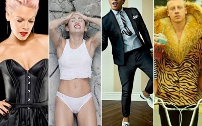 Billboard Hot 100: кои синглови во 2013 најдолго беа #1?