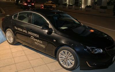 Ексклузивно презентирани новата Opel Insignia и Opel Cascada