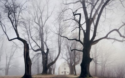 Застрашувачки фотографски илустрации на делата од Браќа Грим