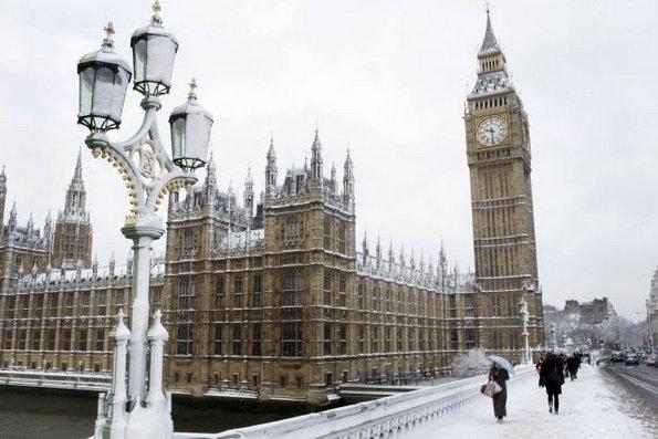 Лондон, Англија