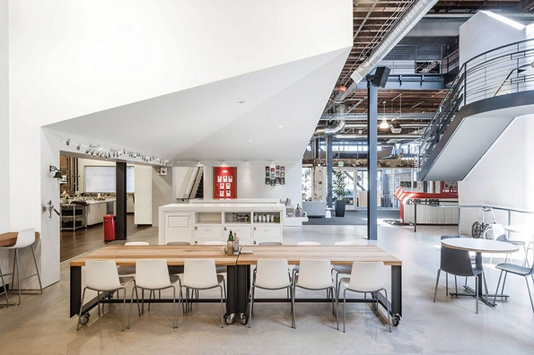 """(10) Новите канцеларии на """"Пинтерест"""" во Сан Франциско"""