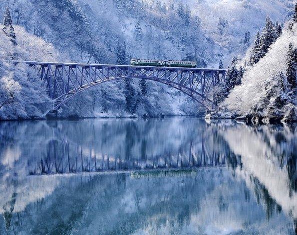 Реката Тадами, Фукушима, Јапонија