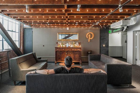 """(14) Новите канцеларии на """"Пинтерест"""" во Сан Франциско"""
