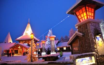 Новогодишните празници во родното место на Дедо Мраз