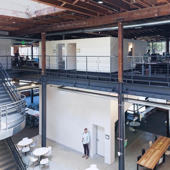 """(2) Новите канцеларии на """"Пинтерест"""" во Сан Франциско"""
