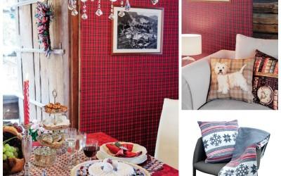 Предновогодишна распродажба на празнични декорации за домот