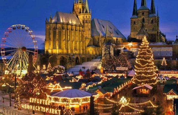 Ерфурт, Германија