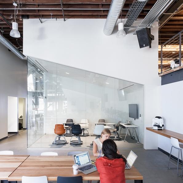"""(6) Новите канцеларии на """"Пинтерест"""" во Сан Франциско"""