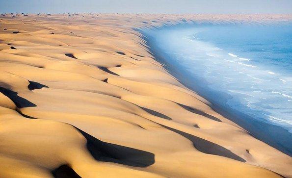 Пустината Намиб, Намибија