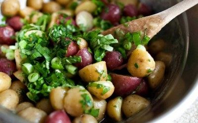Француска салата со компири